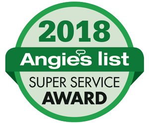 Angie's List Award Recipient 2017